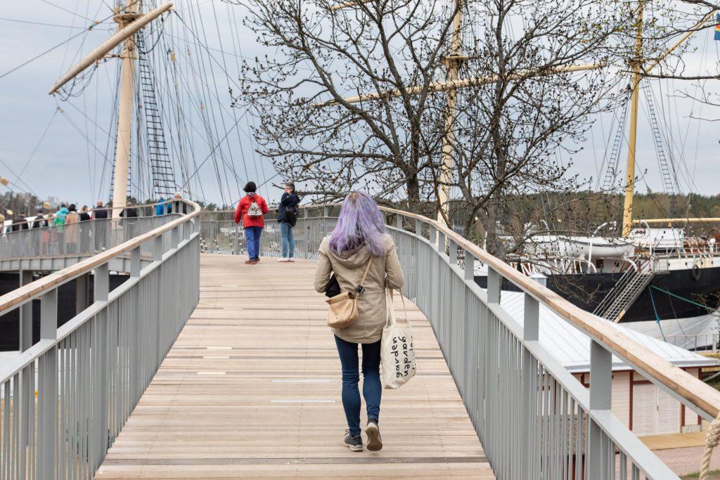 Gångbron till Pommern